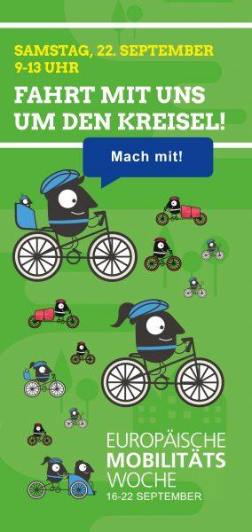 Rad-Aktion in der Innenstadt zur Europäischen Mobilitätswoche @ Infostand am Neumarkt | Kaarst | Nordrhein-Westfalen | Deutschland