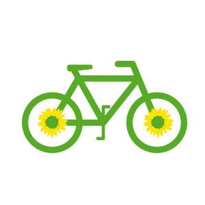 GRÜNE setzen sich für eine fahrradfreundlichere Stadt ein