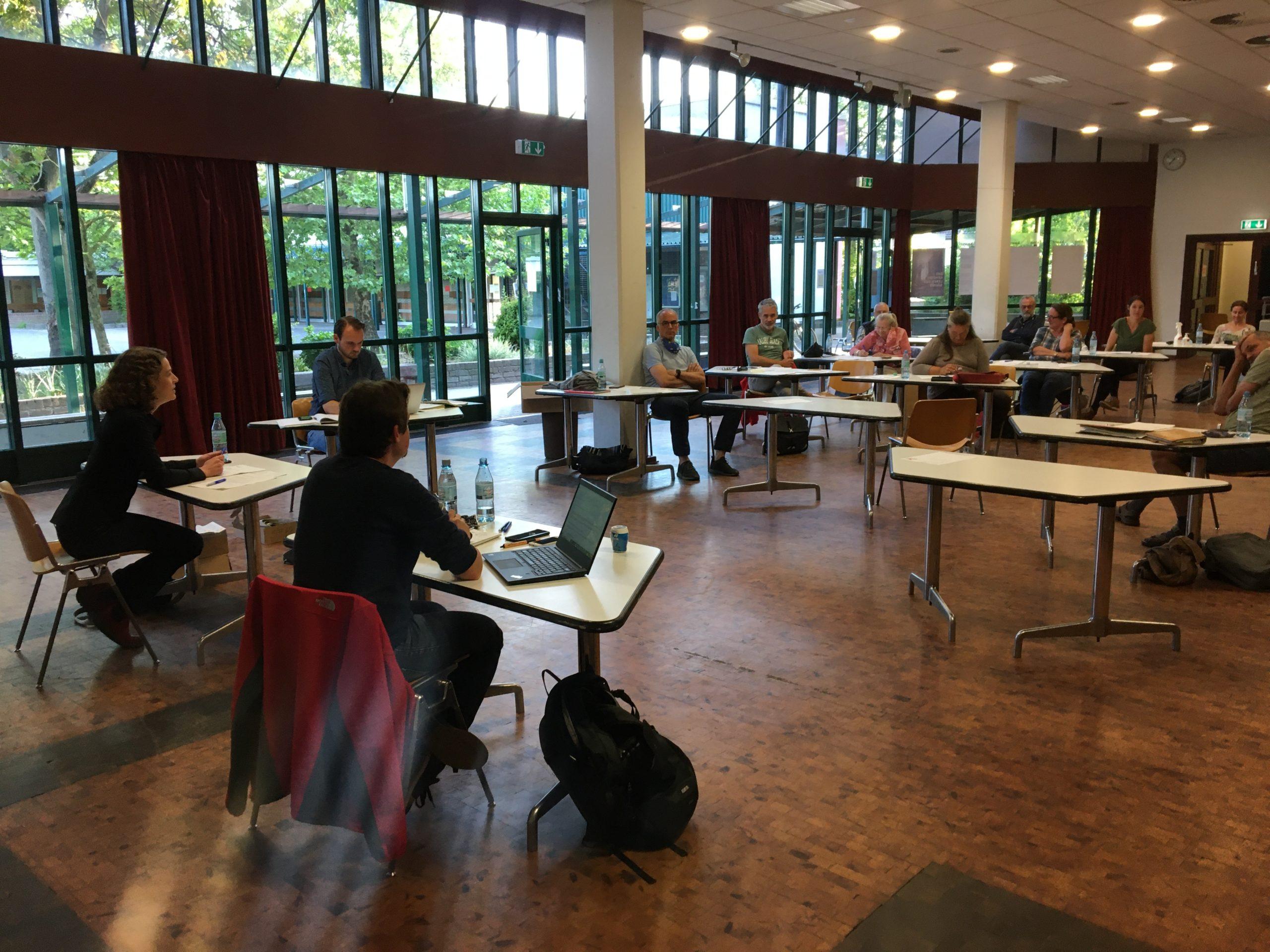 GRÜNE beschließen Kommunalwahlprogramm
