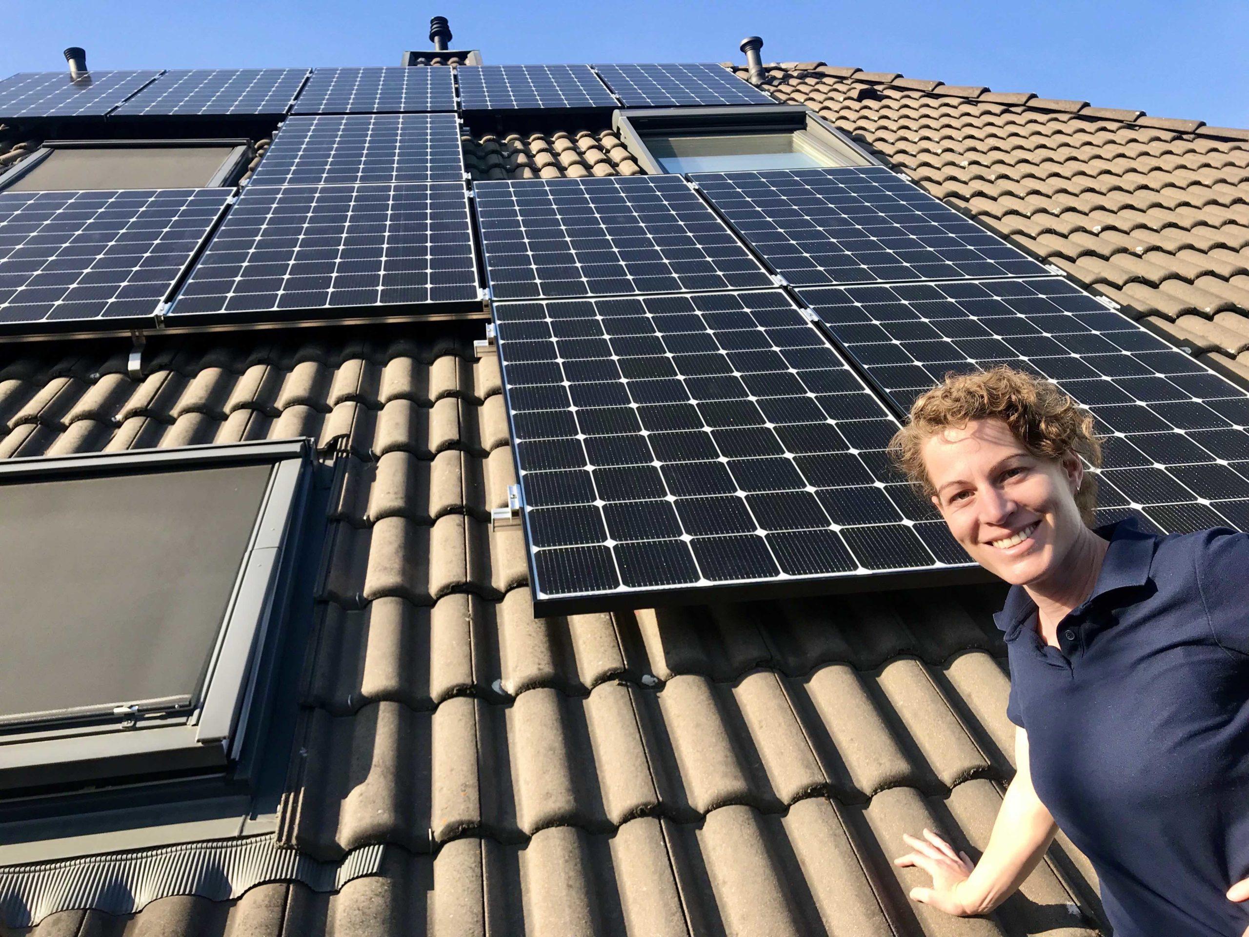 Solarenergie für städtische Gebäude