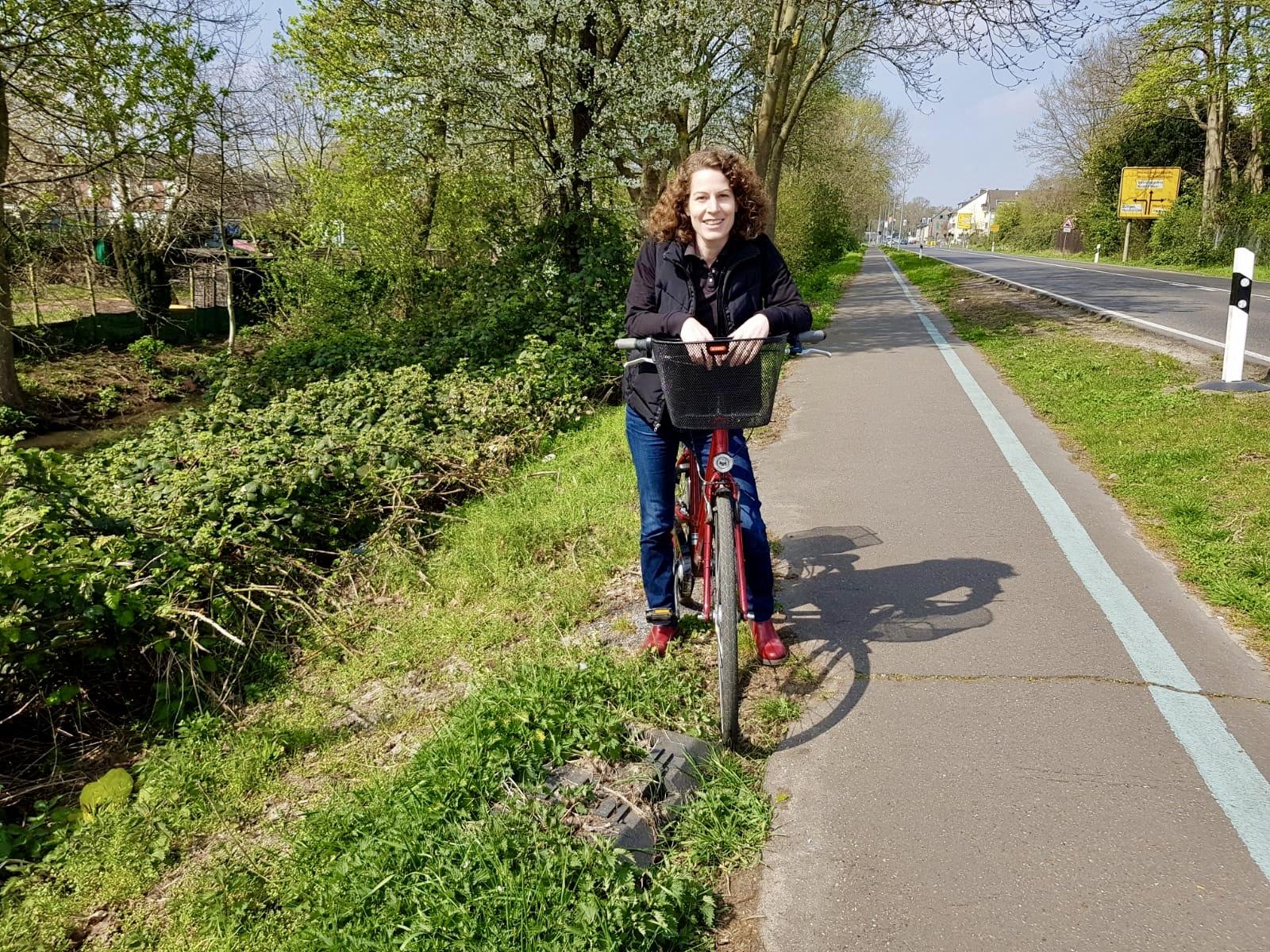Grüner Erfolg: Radweg an der L390
